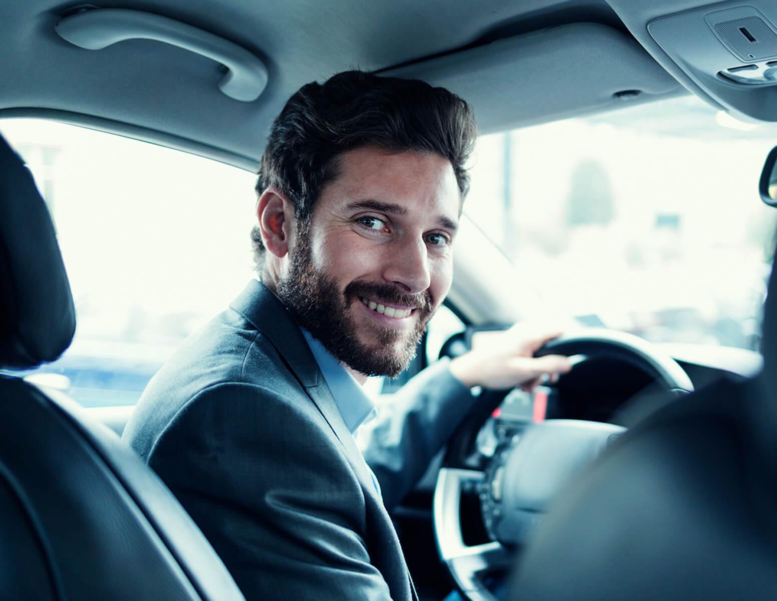 Terceirização de veículos não é tudo igual. <br>Por que nos escolher?